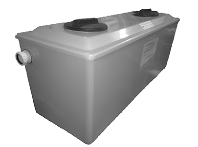 NS4KGB commercial grease traps
